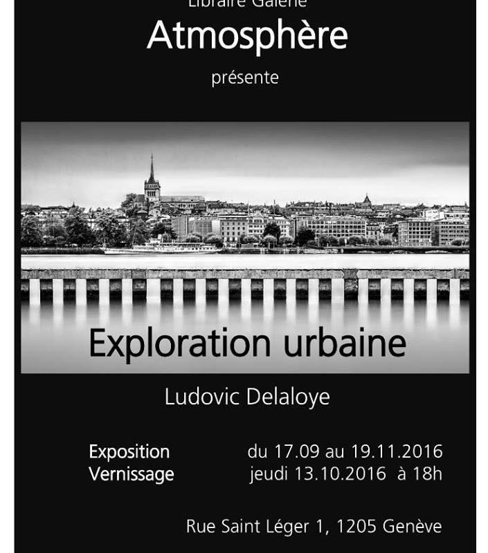 Vernissage de Ludovic Delaloye