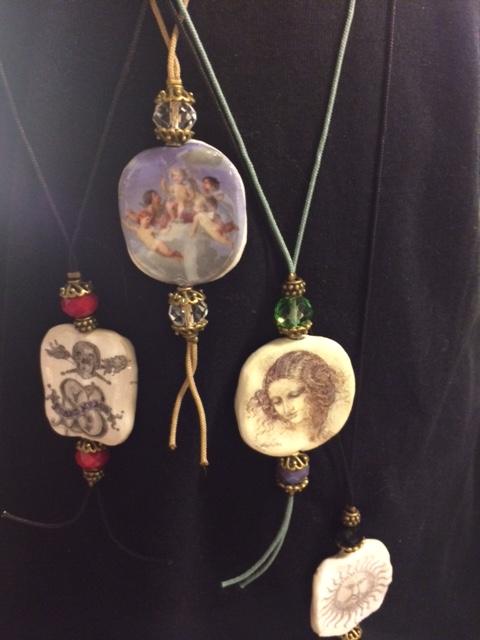 Des bijoux en céramique !