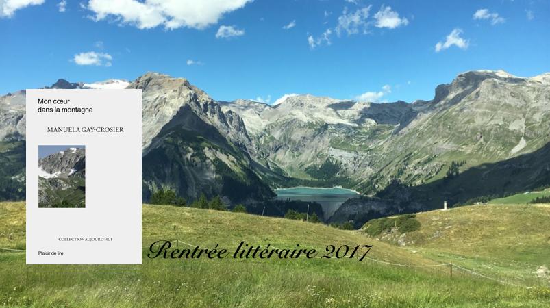 Direction le Valais pour un roman passionnant