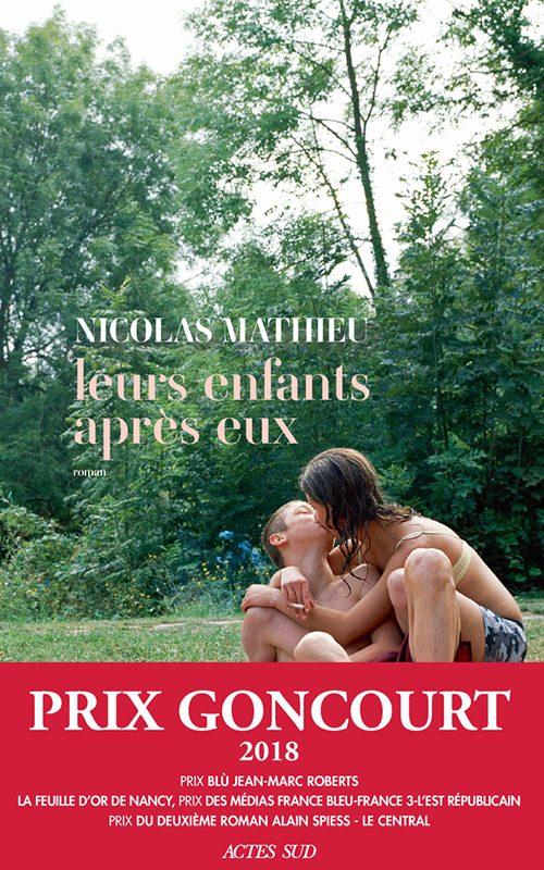 Goncourt bien mérité ! Magnifique roman sur l'adolescence