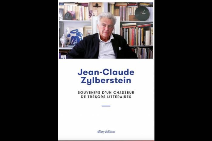 Rencontre avec Jean-Claude Zylberstein le jeudi 15 novembre dès 18h30