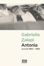 Lisez Antonia, roman sous forme de journal intime, une merveille